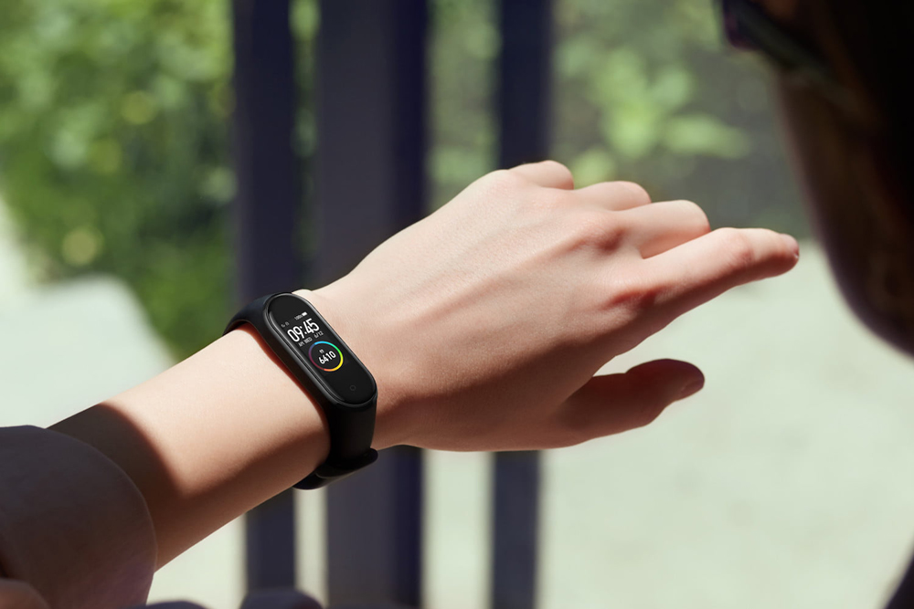 Vong deo tay thong minh Xiaomi Miband 4
